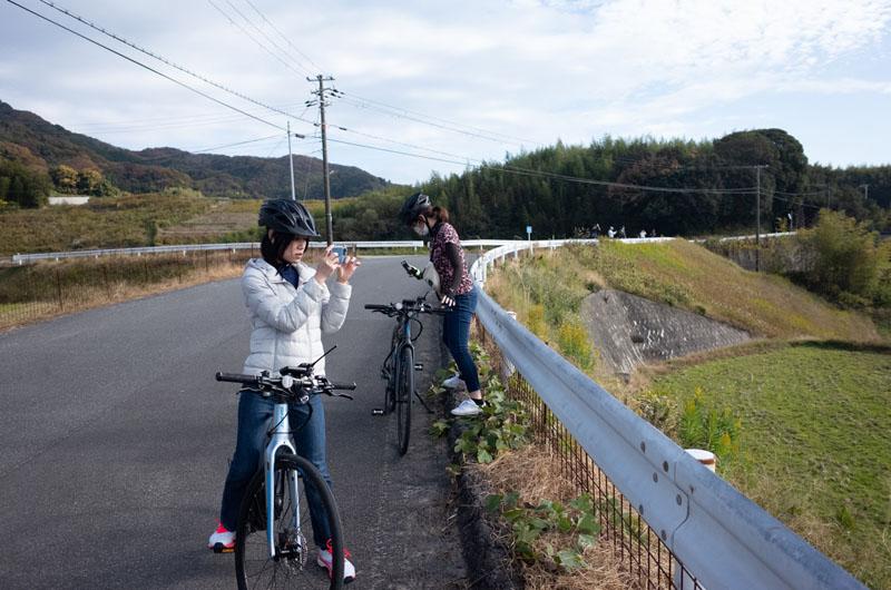 花みどりフェア・サイクリング