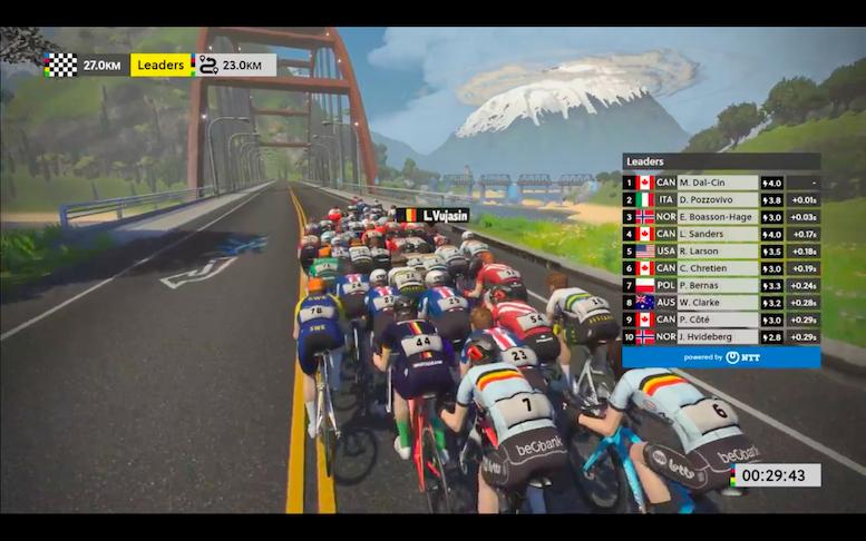 UCIサイクリング・eスポーツ世界選