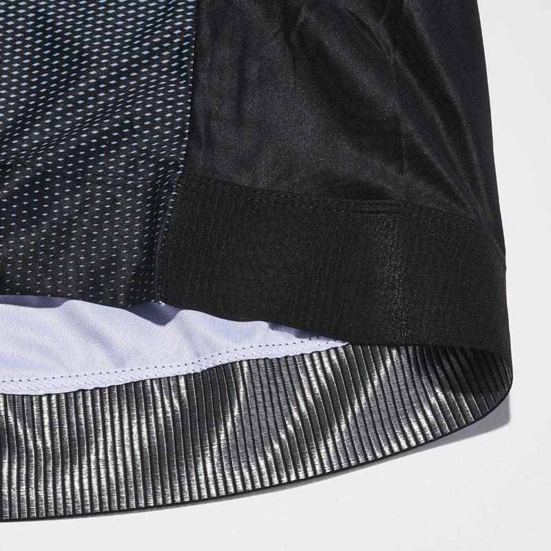 ロードテック ジャージの裾