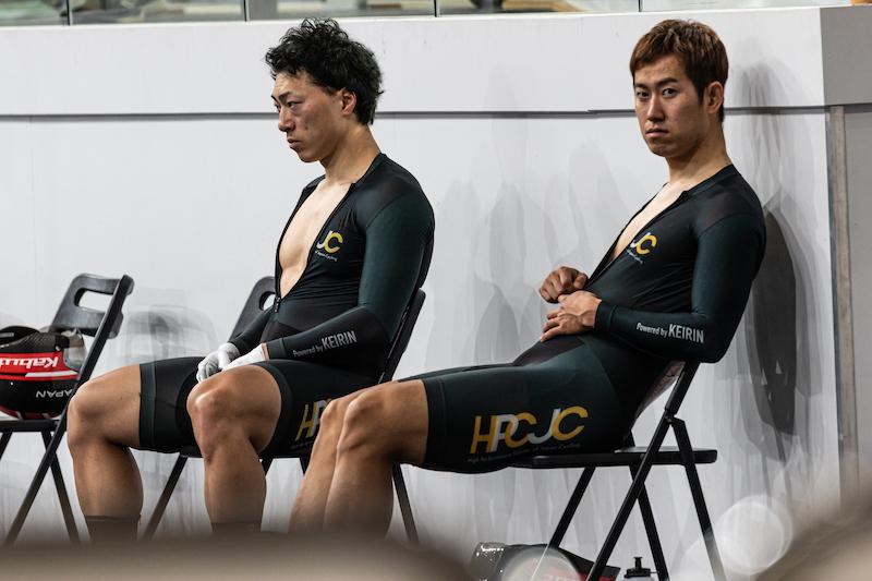 READY STEADY TOKYOトラック五輪テストイベント