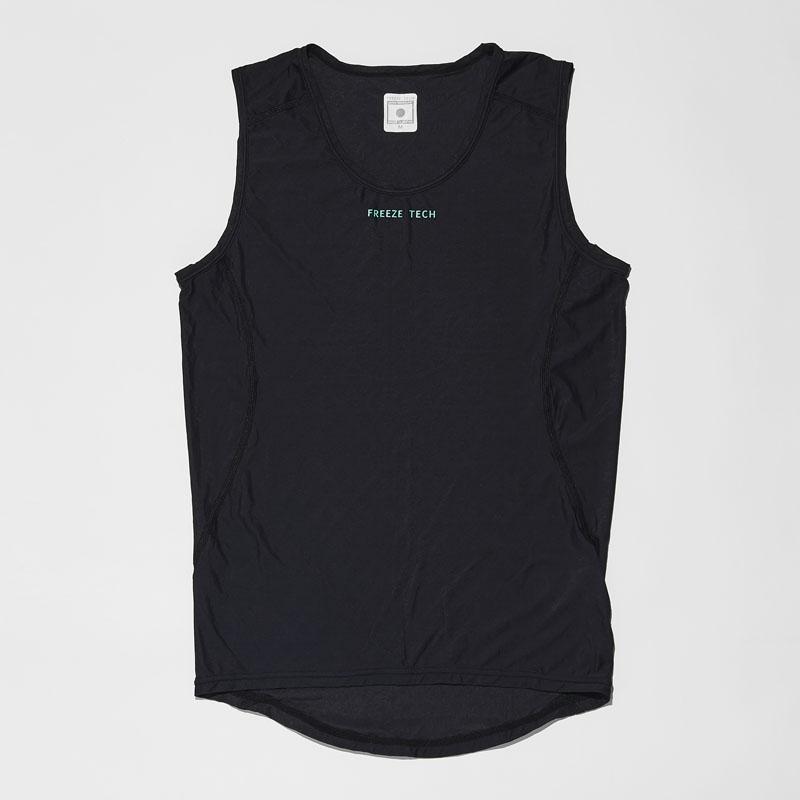 冷却インナーシャツ ノースリーブ