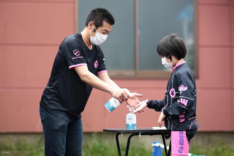 Qリーグ・Nリーグ開幕戦:成田下総2021春