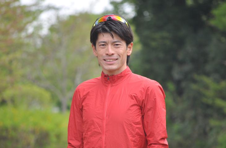 UCIコーチ/プロサイクリストの小笠原崇裕さん