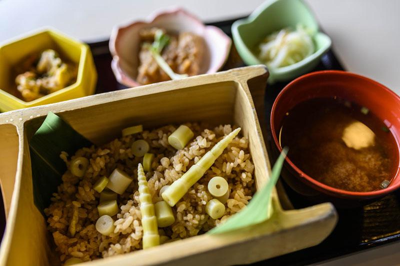 志賀高原の食べ物