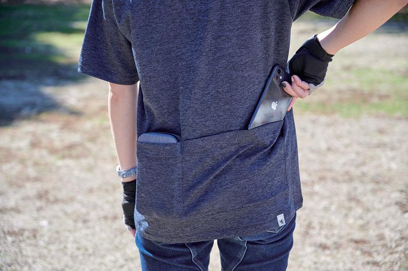 半袖ドライTシャツ