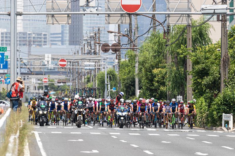 2021ツアー・オブ・ジャパン 東京