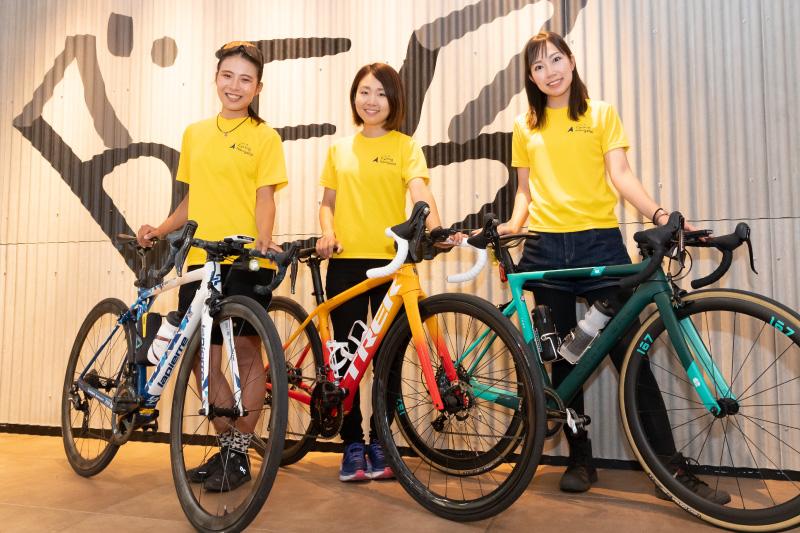 茨城県サイクリングを盛り上げるインフルエンサーユニット結成