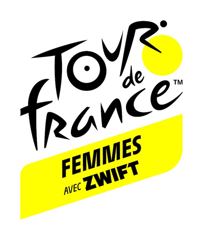 ツール・ド・フランス Femmes avec Zwift