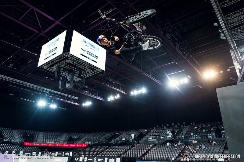 2021アーバンサイクリング世界選 BMXフリースタイル・パーク