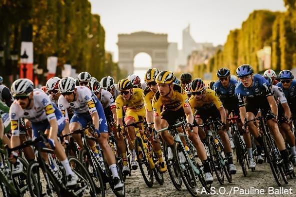 J SPORTS「ツール・ド・フランス2021」全21ステージ独占生中継