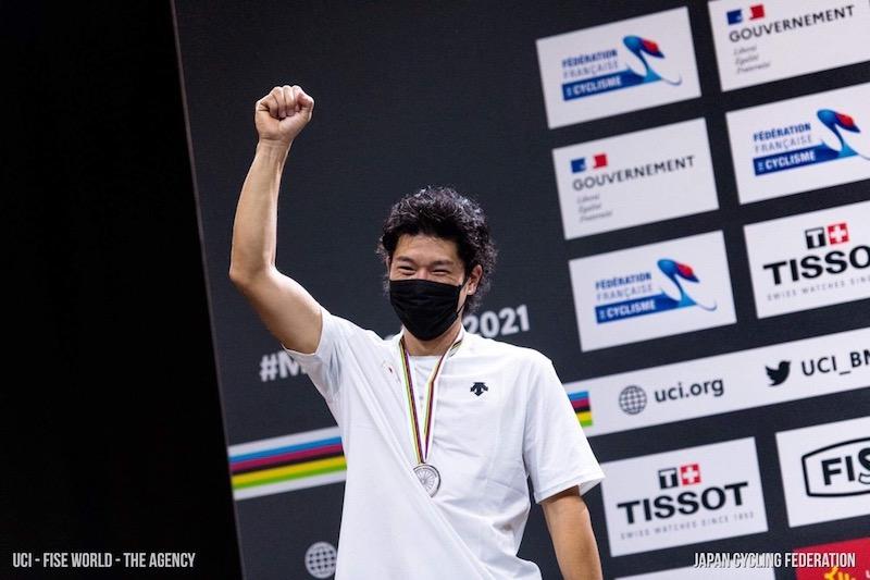2021アーバンサイクリング世界選 BMXフラットランド