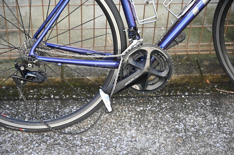 自転車協会「チェーン落ち」の原因と復旧方法