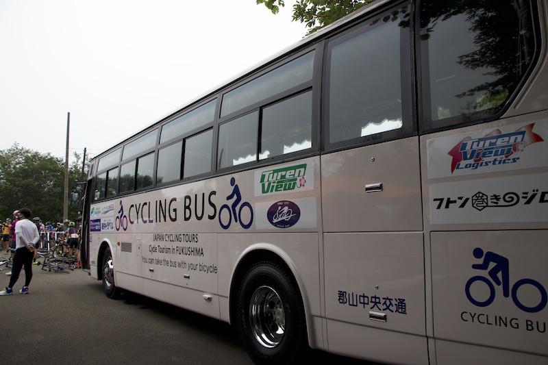 群中トラベルが「CYCLINGバス」を開発