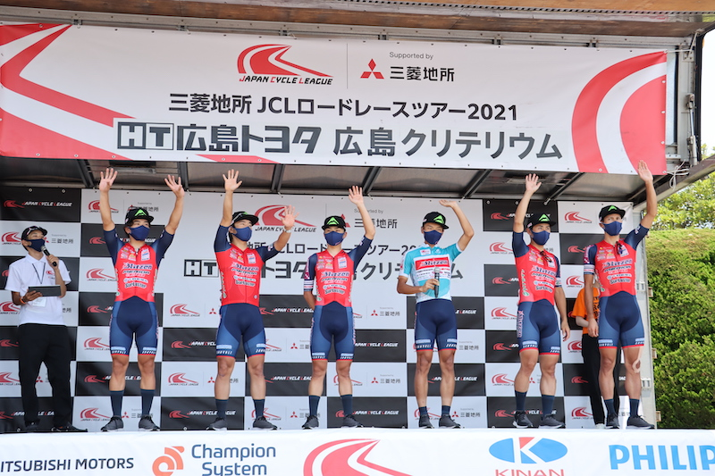JCL2021 第4戦 広島トヨタ広島クリテリウム