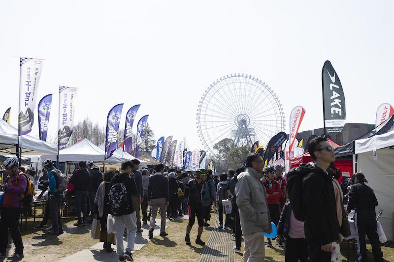サイクルモードライド大阪2021