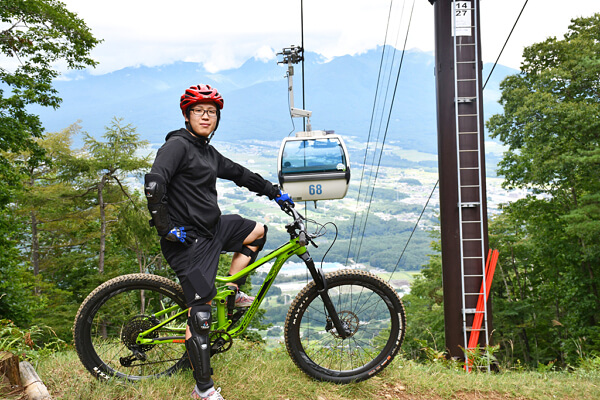 自転車協会 全国50以上のMTBフィールドを紹介