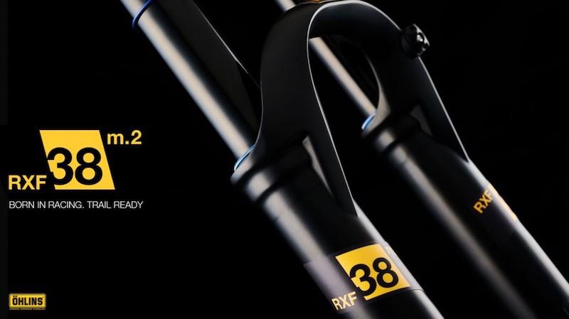 オーリンズ RXF38 m.2