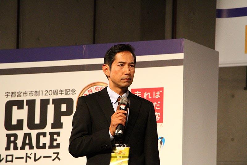 浅田顕日本ナショナルチームコーチ