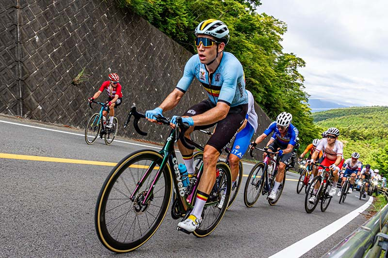 Tokyo 2020 Olympic Games東京五輪男子ロードレース