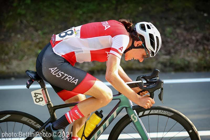 Tokyo 2020 Olympic Games東京五輪女子ロードレース