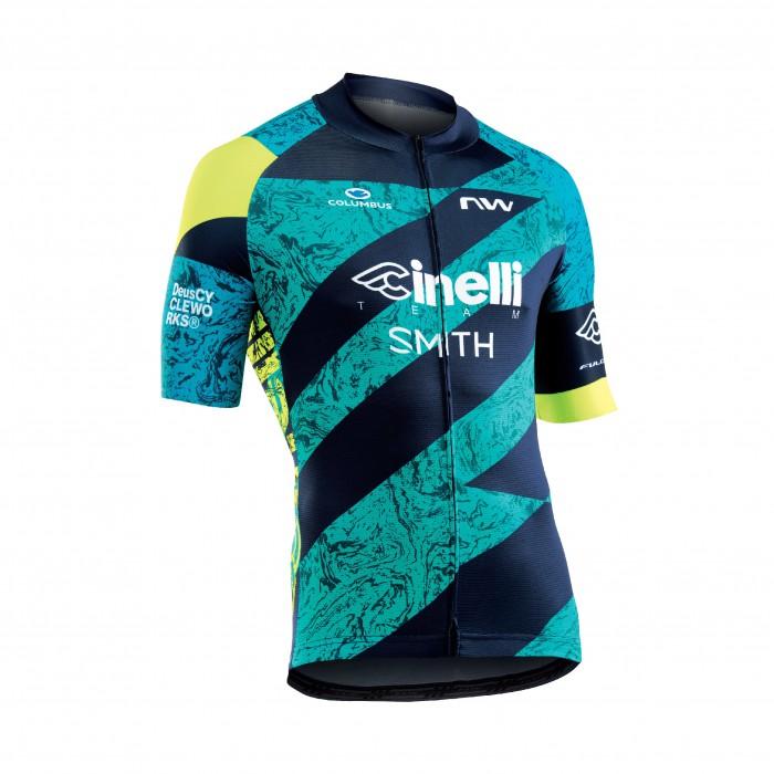 チネリ「Team Cinelli Smith 2021オフィシャルチームジャージ」