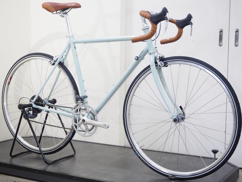 サイクルショップカンザキ アラヤの限定ロードバイク