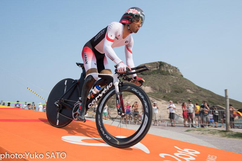 リオパラリンピックロード個人TT