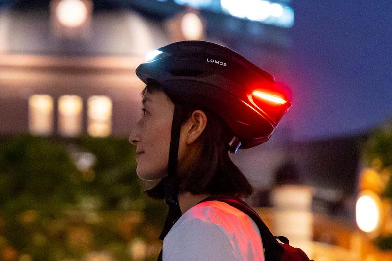 自転車用ヘルメット「LUMOS Ultra」