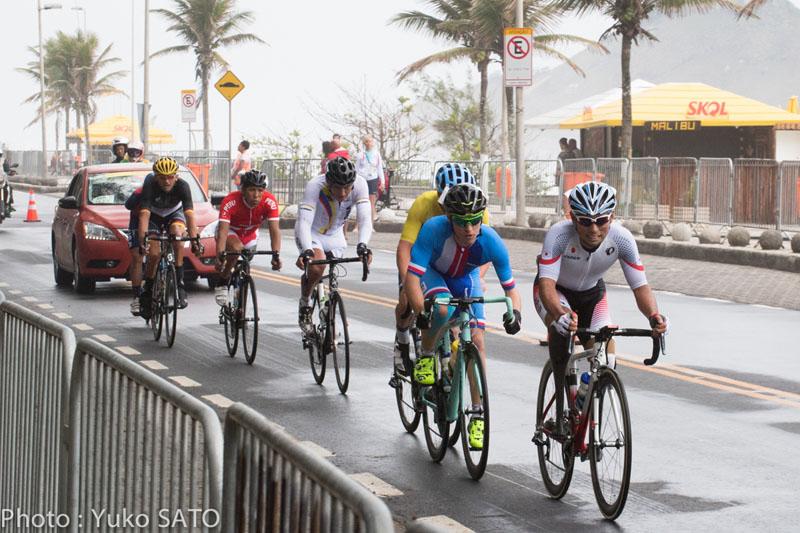 リオパラリンピック男子ロード