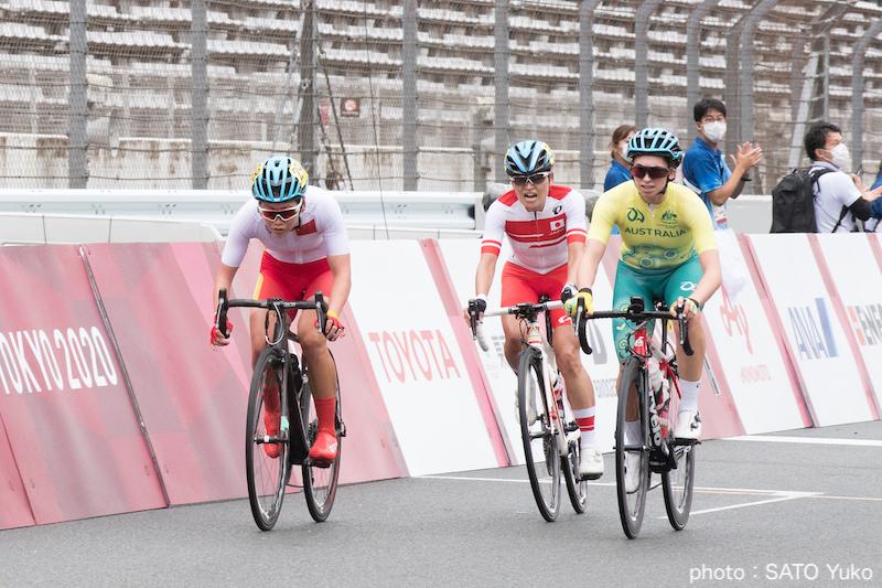 杉浦佳子 パラ自転車ロードレース