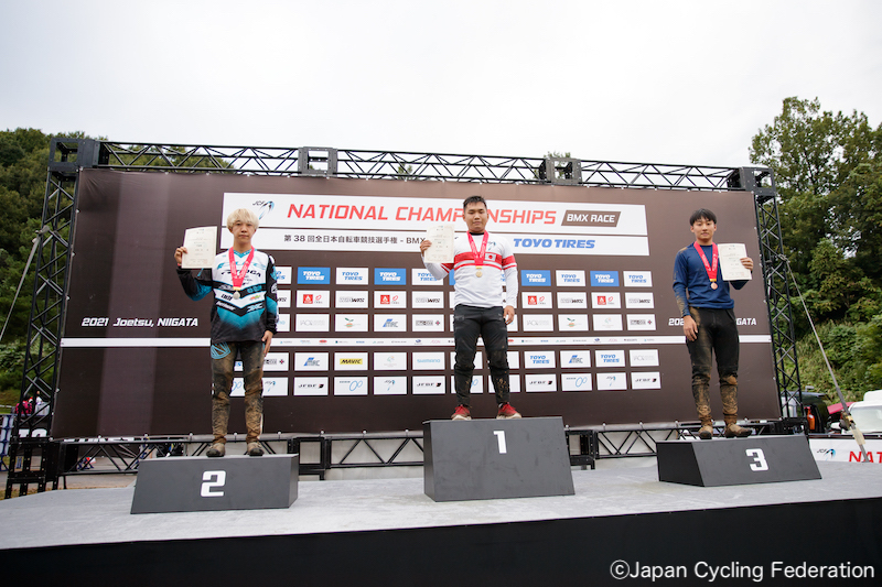 2021全日本選手権BMXレース