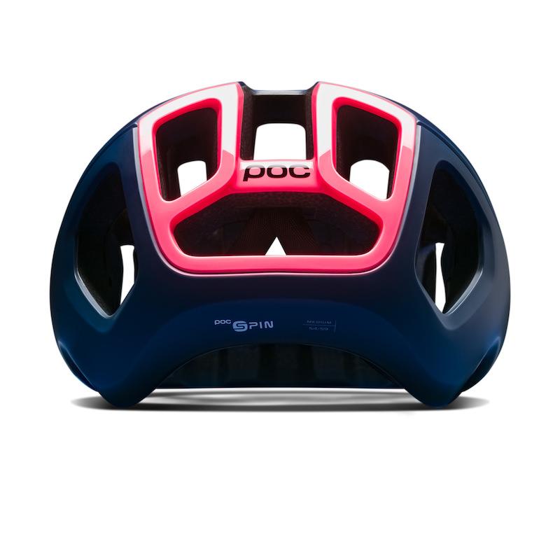 ラファ + POC 特別限定版のヘルメット