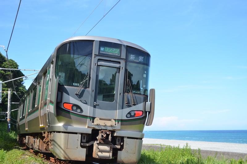 JR西日本・きのくに線「サイクルトレイン」