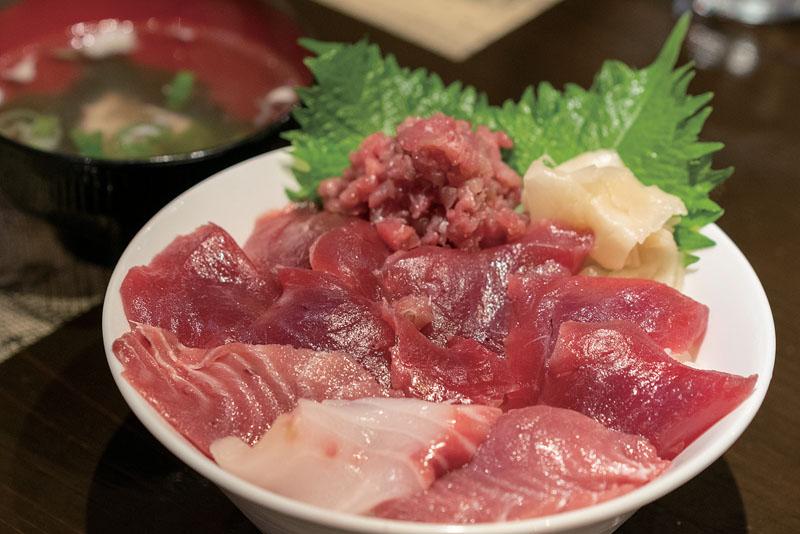 銚子港の海鮮料理