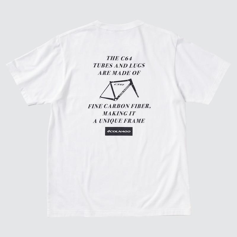 ユニクロ「UT」コルナゴ・コラボTシャツ