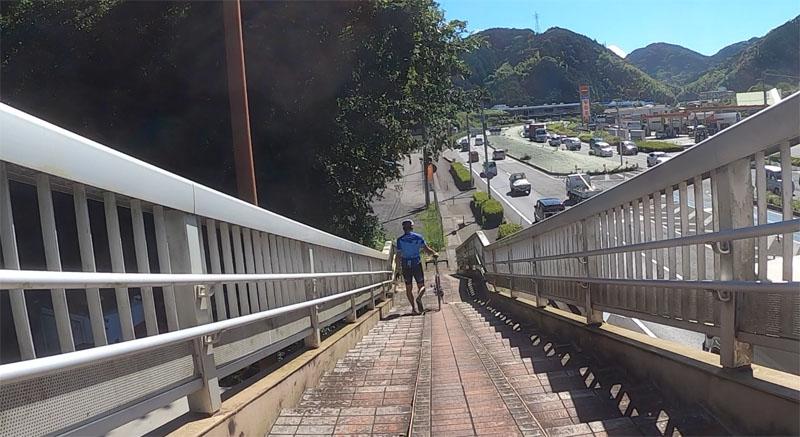 静岡市~焼津市の太平洋岸自転車道