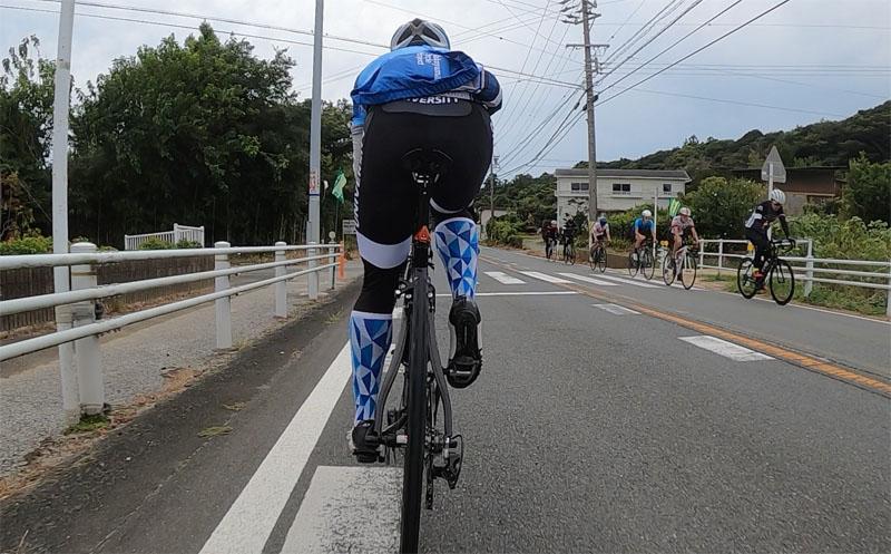 豊橋から伊良湖岬までの車道コース